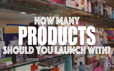 How Many Products Should We Launch?