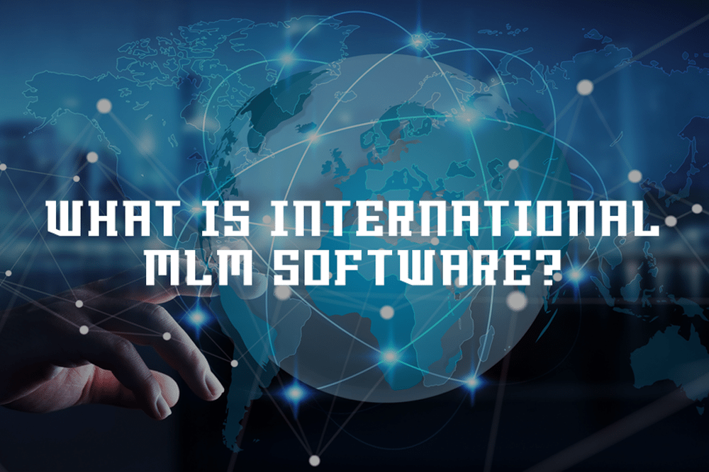 What is International MLM Software?