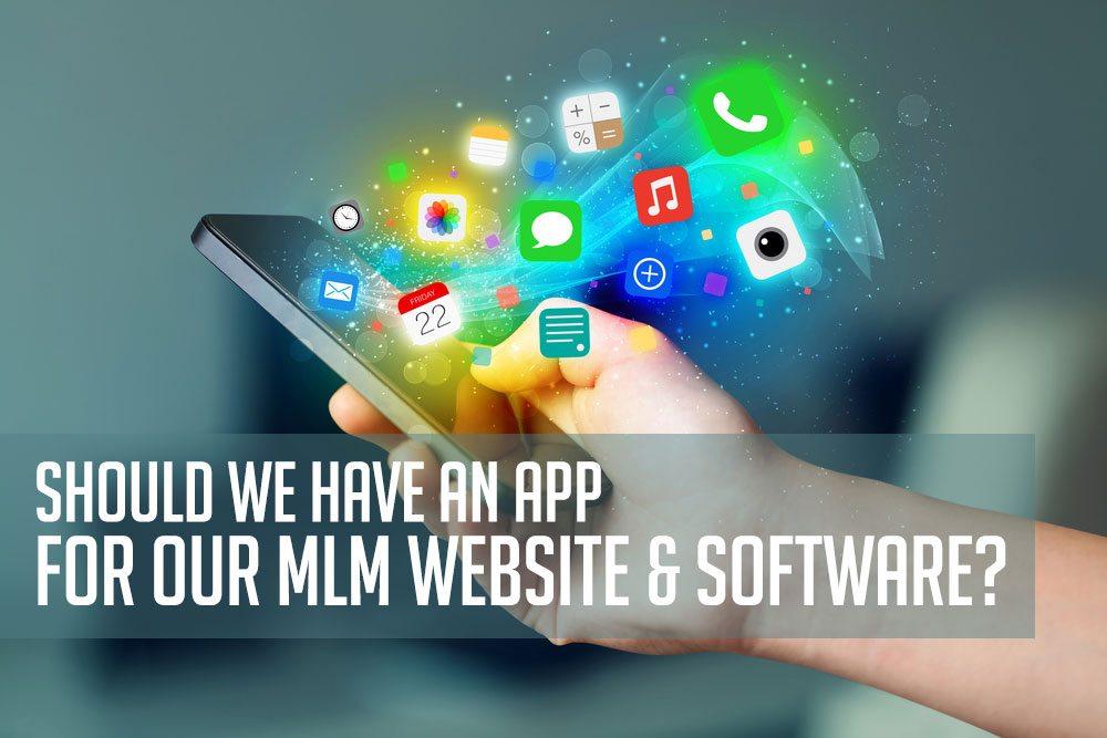 Should We Have A Mobile App?