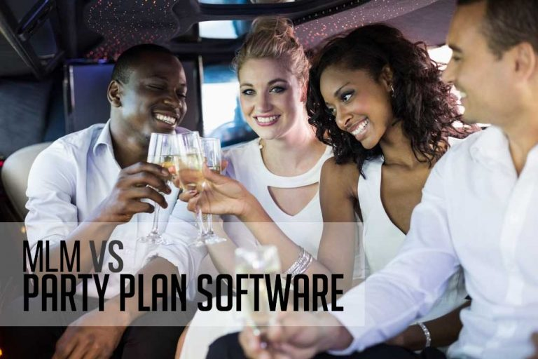 MLM Software vs Party Plan Software